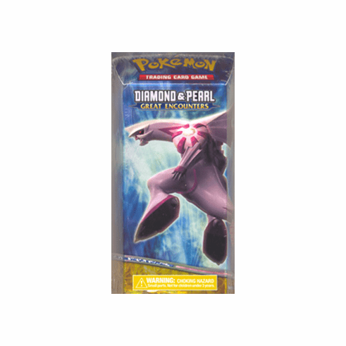 Pokemon Card Game Great Encounters Theme Deck Infinite Space [Palkia]