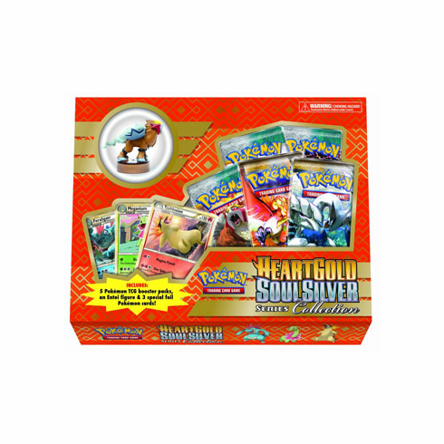 Pokemon Card Game Heartgold Soulsilver Series Collection Box