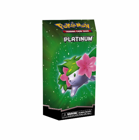Pokemon Card Game Platinum Theme Deck Flourish [Shaymin]