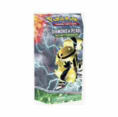 Pokemon Card Game Secret Wonders Theme Deck Powerhouse [Electivire]