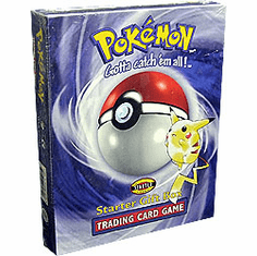 Pokemon Card Game Starter Gift Box