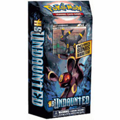 Pokemon Card Game Undaunted (HS3) Theme Deck Nightfall [Umbreon]