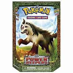 Pokemon Card Power Keepers Decks