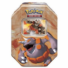 Pokemon Cards 2008 Rhyperior Level Up Tin