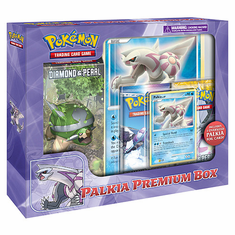 Pokemon Cards Diamond & Pearl Palkia Premium Box