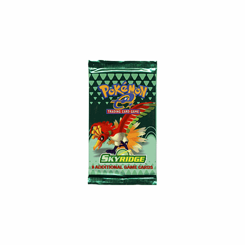 Pokemon Cards E Skyridge Booster Pack