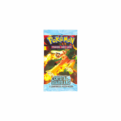 Pokemon Cards EX Crystal Guardians Booster Pack