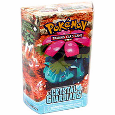 Pokemon Cards EX Crystal Guardians Green Cyclone Deck