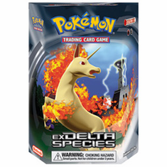 Pokemon Cards Ex Delta Species - Steeplechase Theme Deck