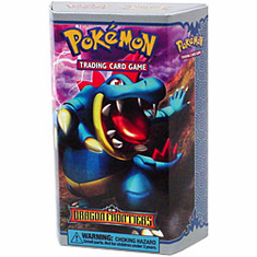 Pokemon Cards EX Dragon Frontiers 'Power Wave' Theme Deck