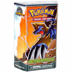 Pokemon Cards Ex Emerald Wildfire Theme Deck