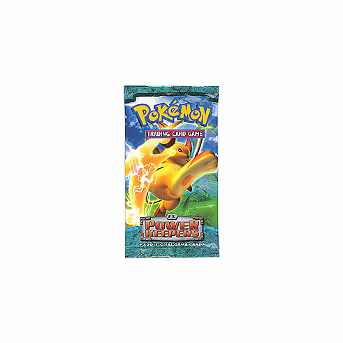 Pokemon Cards Ex Power Keepers Booster Pack