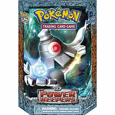 Pokemon Cards Ex Power Keepers Mind Game Theme Deck
