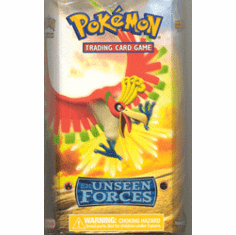 Pokemon Cards ex Unseen Forces Golden Sky Theme Deck