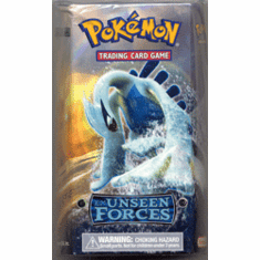 Pokemon Cards ex Unseen Forces Silvery Ocean Theme Deck