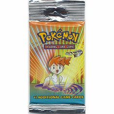 Pokemon Cards Gym Heroes Booster Pack