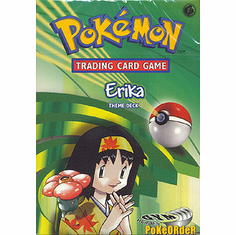 Pokemon Cards Gym Heroes 'Erika' Deck