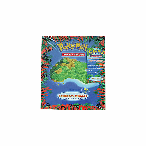 Pokemon Cards Southern Islands Collection