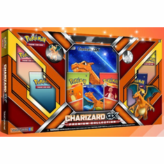 Pokemon Charizard-GX Premium Collection