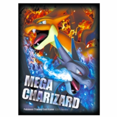 Pokemon Charizard XY Deck Protector 65ct