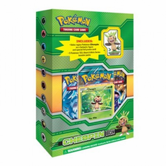 Pokemon Chespin Figure Box