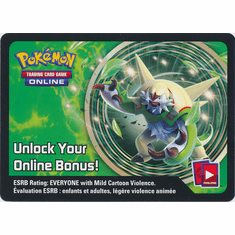 Pokemon Code Cards