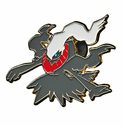 Pokemon Darkrai Collector's Pin
