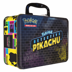 Pokemon - Detective Pikachu Collector Chest