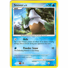 Pokemon Diamond and Pearl Stormfront Common Cards
