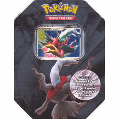 Pokemon Diamond & Pearl 2008 Tin Darkrai with Darkrai Foil Card