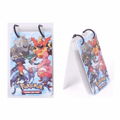 Pokemon Diamond & Pearl Flip Pack Wallet Card Sleeves