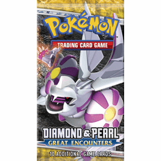 Pokemon Diamond & Pearl Great Encounters Booster Pack