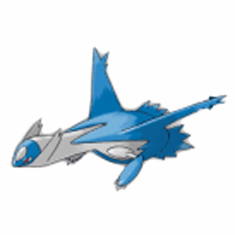 Pokemon Dragon Majesty Latios Pin Collection (Pre-Order ships October)