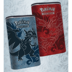 Pokemon Elite Trainer Deck Shield Tin (Xerneas Or Mega Charizard)