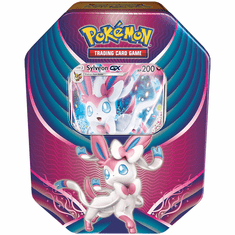 Pokemon Evolution Celebration Sylveon-GX Collector Tin