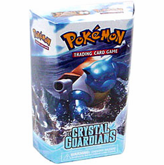 Pokemon EX Crystal Guardians Decks