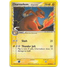 Pokemon EX Crystal Guardians Uncommon Cards