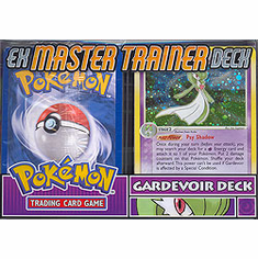 Pokemon EX Master Trainer Gardevoir Deck