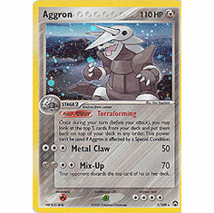 Pokemon EX Power Keepers Holofoil Cards