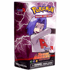 Pokemon EX Team Rocket Returns