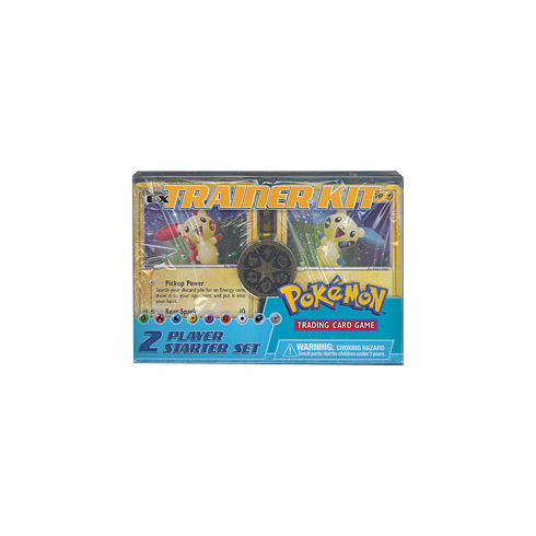 Pokemon EX Trainer Kit 2 Player Starter Set