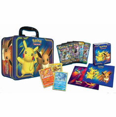 Pokemon Fall 2018 Collector's Chest Tin
