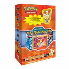Pokemon Fennekin Figure Box