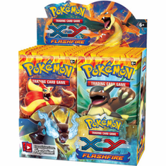 Pokemon Flashfire XY Booster Box