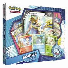 Pokemon - Galar Collection - Sobble w/ Zacian