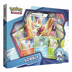 Pokemon - Galar Collection - Sobble w/ Zamazenta
