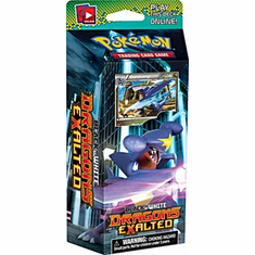 Pokemon Garchomp Black & White Dragons Exalted Theme Deck
