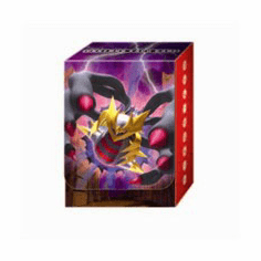 Pokemon Giratina Deck Box - Japanese