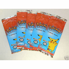 Pokemon Gotta Catch 'Em All! Collector Stickers Pack