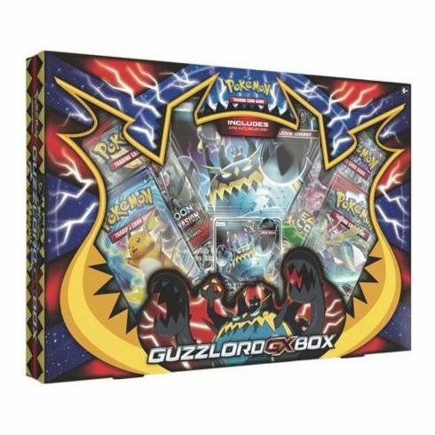 Pokemon Guzzlord-GX Box